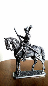 Alert Tin Figure European Horse Arquebusiers Action Figures Toys & Hobbies 1600 Year Riders Metal Sculpture Toy Vivid And Great In Style