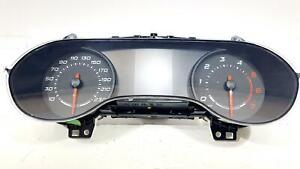 2017-FIAT-Tipo-Strumentazione-di-Speedo-A2C13962400-00520782960-Km-H