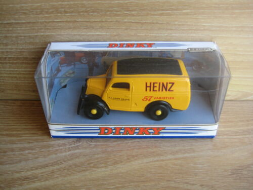 DINKY TOYS by MATCHBOX DY4 1950 Ford E83W 10 CWT Van Heinz Deceased Estate