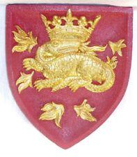 Blason Salamandre François 1er en couleur