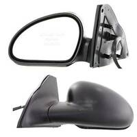 Mirror Tracer Escort Driver Left Side Power-non-heated
