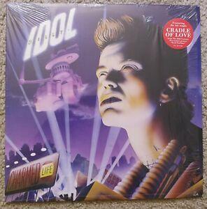 BILLY-IDOL-034-Charmed-Life-034-1990-CHRYSALIS-LP-F1-21735-NM