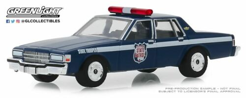 A.S.S NEU GreenLight 1//64 Chevrolet Caprice Police Wisconsin Anniversary Colle 9