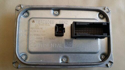 Mercedes Benz X166 GLS GL Class Full LED Faros lastre ECU módulo de control