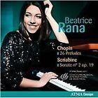 Chopin: 26 Préludes; Scriabine: Sonate No. 2 Op. 19 (2012)