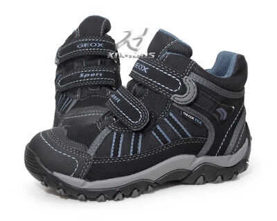 Geox J ALASKA BW J Hiking Boot (ToddlerLittle KidBig Kid) BlackGrey J1306J | eBay