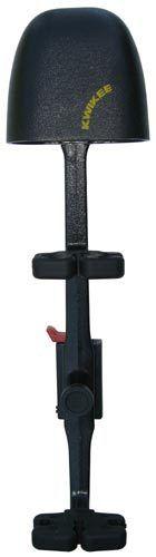 Kwikee Kwik-3-SS 3-Arrow Solid Stem Quiver Black