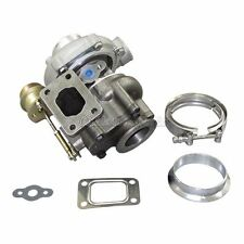 """T25/T28 Turbo Charger Civic For S13 S14 240SX 2.5"""" V-band"""