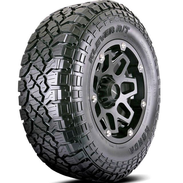 Tire Kenda Klever R/T LT 35X10.50R17 Load D 8 Ply RT Rugged Terrain