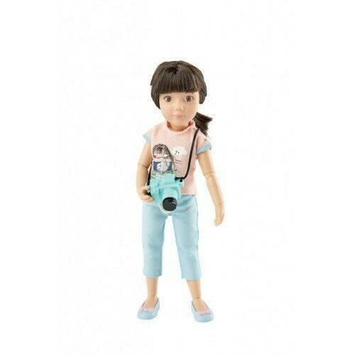 Kathe Kruse Free Shipping! Cute Photographer Kruselings Doll Outfit