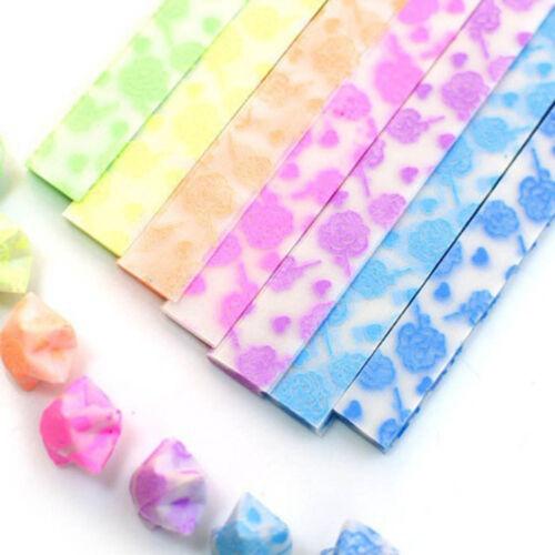 Handcraft Wedding Folding 210pcs Gift DIY Party Luminous Star Origami Paper