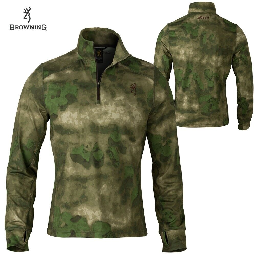 Browning Hell's Canyon Speed Phase 1 4 Zip  (S)- ATACS-FG  wholesale price and reliable quality