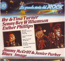 LA GRANDE STORIA DEL ROCK 10 (1981) Vinyl, LP Curcio – GSR - 10