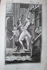 xRARE - 2v Set- 83 Engr PLATES 1767 Fontaine Contes et Nouvelles EROTICA Ribald