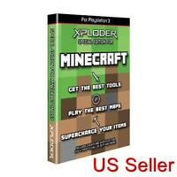 Xploder Ps3 Special Minecraft Edition Cheats Games Saves Software