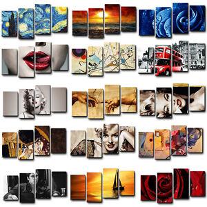 Dettagli su Quadro Moderno Stampa Tela Cotone Cm 140x75 Quadri Moderni  Astratti Cucina XXL