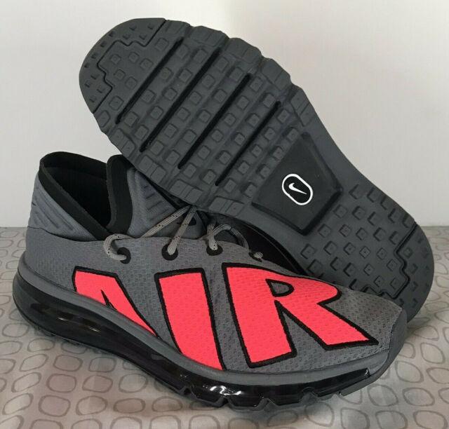 NWOB Nike Air Max Flair Men's Running Cool Grey 942236 004 Men's Size 11