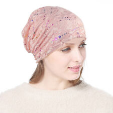 item 8 Pink Sleep Chemo Cap for Women Beanie Lace Turban Soft Slouchy Hat  Cancer Hats -Pink Sleep Chemo Cap for Women Beanie Lace Turban Soft Slouchy  Hat ... d53dc38ff3c6