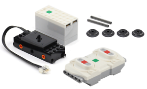 Lego Powered Up (PF 2.0) Train Motor, Battery Box, Speed Remote (Brand New)