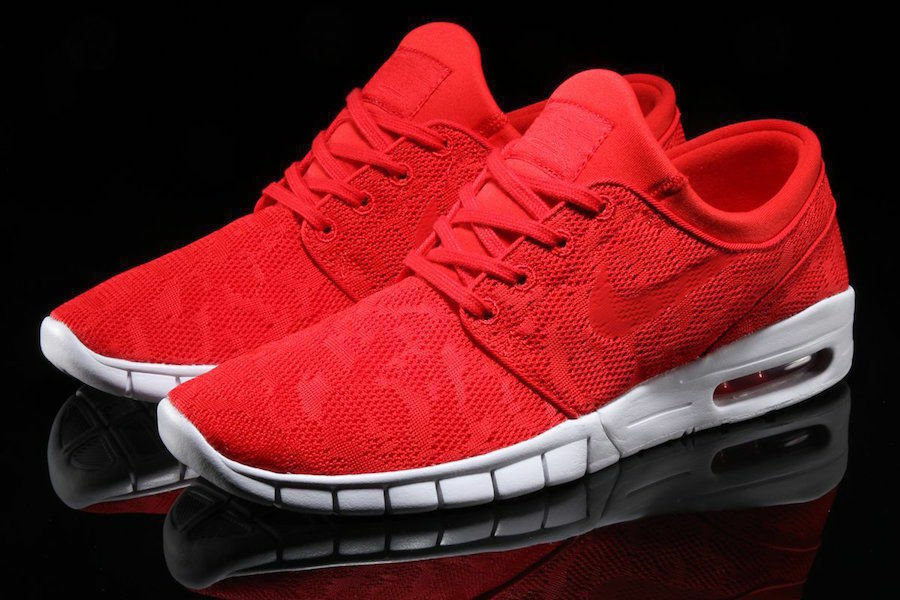 Nike Men's Stefan Janoski Max SB Skateboard shoes 631303 662 Comfortable