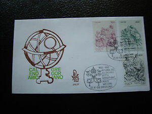 Vatican-Envelope-1er-Day-23-11-1982-cy32-Z