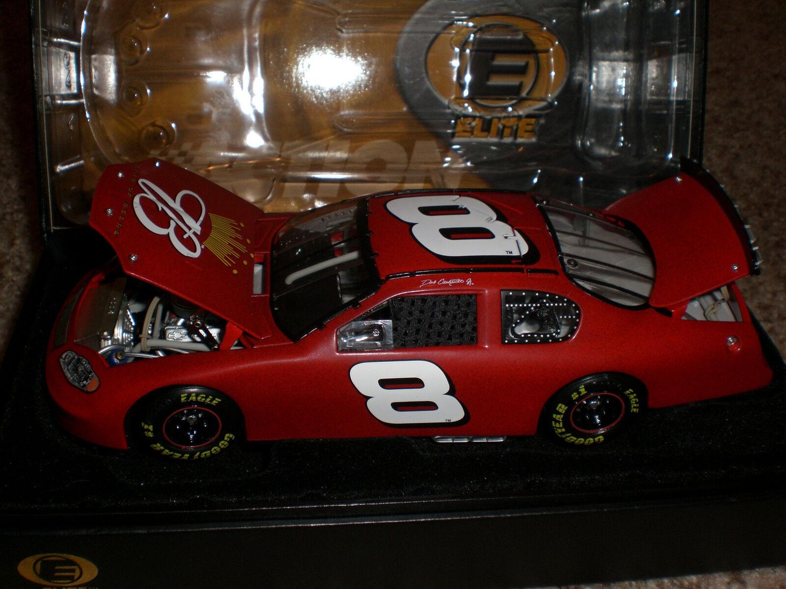 Dale Earnhardt Jr 2003  8 Budweiser Test Car RCCA Elite 1 24 RARE 4800