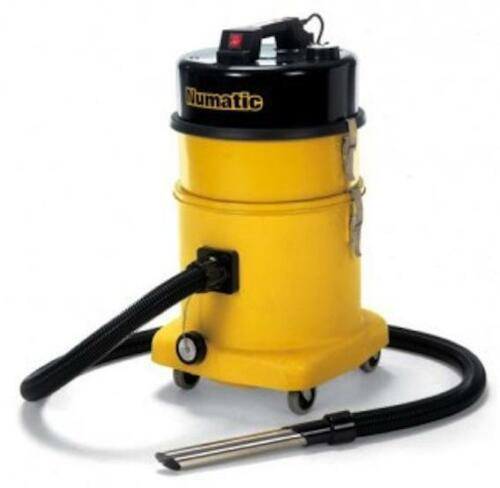 NUMATIC HZDQ570 TWIN MOTOR ASBESTOS APPROVED HAZARDOUS WASTE VACUUM CLEANER