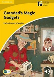 Grandad-039-s-Magic-Gadgets-Level-2-Elementary-Lower-intermediate-Cambridge-Discove