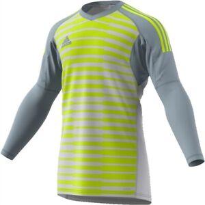 Details about adidas AdiPro 18 GK LS Soccer Goalkeeper Jersey Style CV6351 MSRP $65