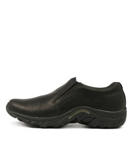 New-Merrell-Jungle-Moc-Midnight-Mens-Shoes-Casual-Shoes-Flat