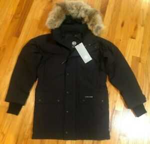NEW-CANADA-GOOSE-EMORY-PARKA-MENS-NAVY-2580-M-L-S-XL-DOWN-COYOTE-FREE-SHIP