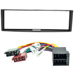 Radio-Blende-ISO-Adapter-Kabel-Set-fuer-Renault-Clio-Megane-Modus-Megane-Scenic