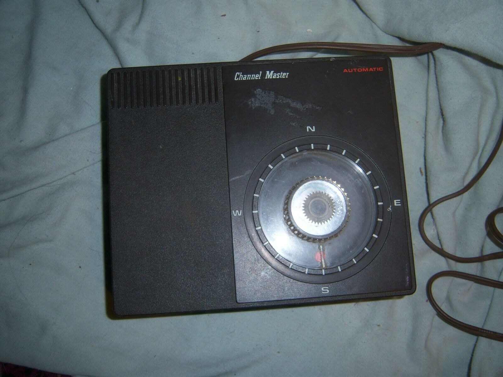 Vintage Channel Master Automatic Antenna Rotator Controller Model 9510 3 Wire For Sale Online