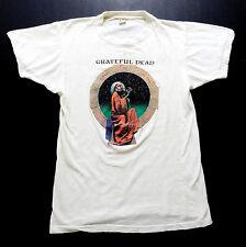 Grateful Dead Shirt T Shirt Vintage 1987 Blues For Allah Fiddler Garris GDP L