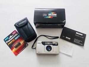 Braun Trend mini-AF Kamera mit OVP und Zubehör