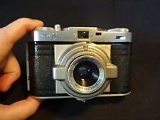 Old Vtg Collectible Wirgin Edixa Isconar Camera