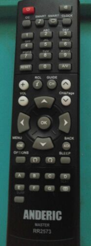 Philips Rc2573/01 Master Green Remote Control for Hospitality Tv's