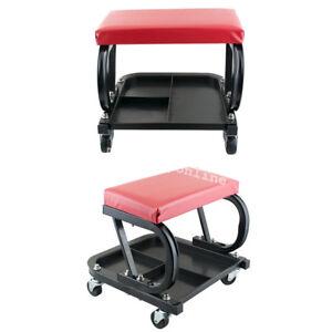Magnificent Details About Car Repair Roller Seat Chair Bench Garage Equipment Vehicle Tools Maintenance Spiritservingveterans Wood Chair Design Ideas Spiritservingveteransorg