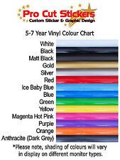 Glanza S Sticker Vinyl Aufkleber Set EP91 Turbo JDM Import für - Toyota Starlet