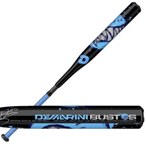 "Fastpitch Softball Bat WTDXBFP-19 13 29/""//16 oz 2019 DeMarini Bustos"