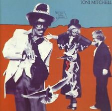 Joni Mitchell Don Juan's Reckless Daughter CD NEW SEALED Digitally Remastered