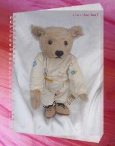 Peluche-Ours-Bear-BMW-Steiff-Edittion-2002-N-995163