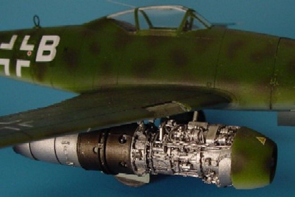 Aires  1 48 Me262A Engine Set For TAM AHM4145