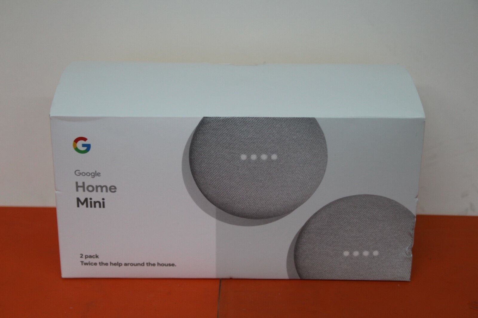 GOOGLE HOME MINI POWERED BY GOOGLE ASSISTANT