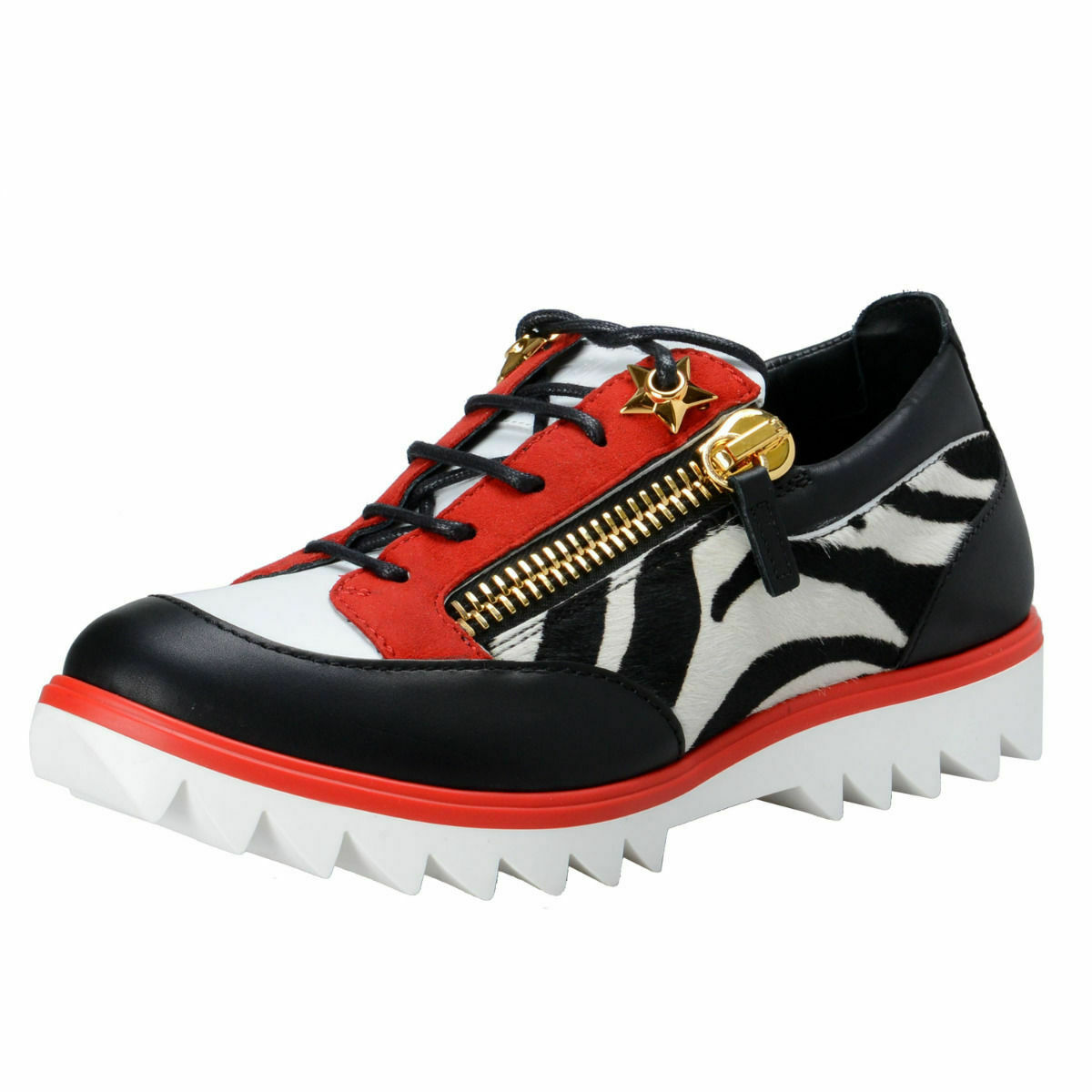 Giuseppe Zanotti Homme Leather Sneakers shoes 6 7 8 9 9.5 10 10.5 11 1.5 12 13