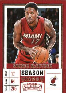 Rodney-McGruder-2017-18-Panini-Contenders-Draft-Picks-Season-Ticket-42-Heat