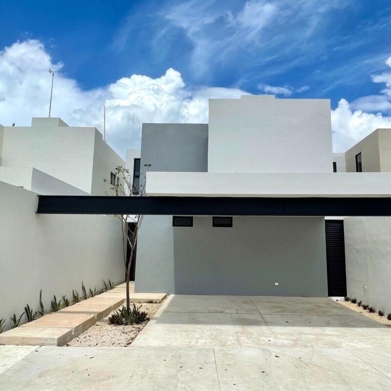 Casa en venta  de 3 habitaciones en privada con  increíbles amenidades