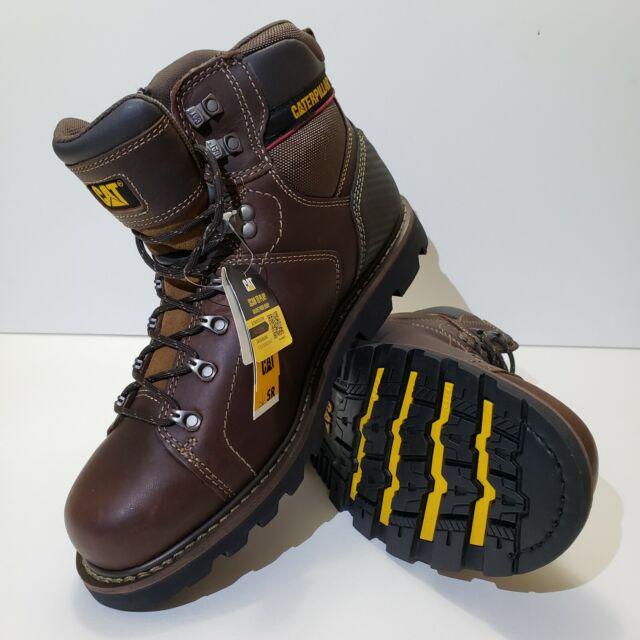 Alaska 2.0 Soft Toe Brown Footwear Work