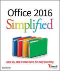 Office 2016 Simplified by Elaine Marmel (Paperback, 2015)