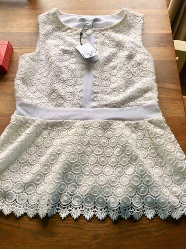 Top 6 Furstenberg £249 Size Dvf Von 10 Uk Diane us White Ivory Tavita Rrp qIgFCfZxw